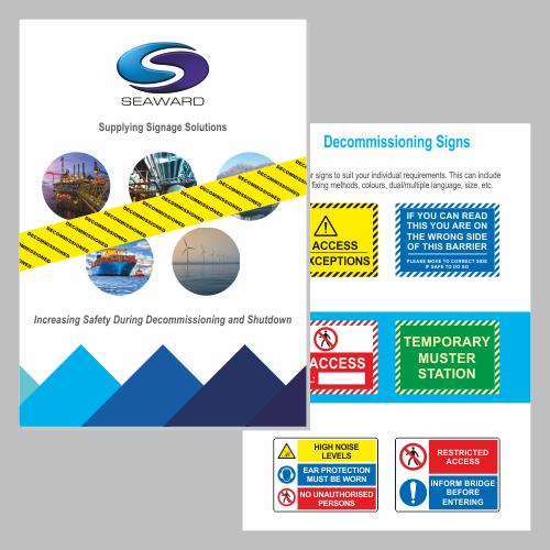 Decommissioning brochure image