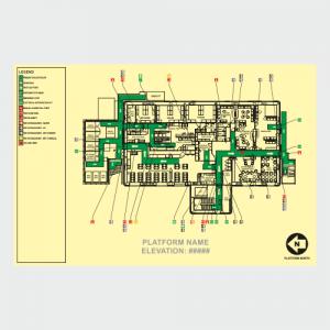 Life Saving Appliance Plan image