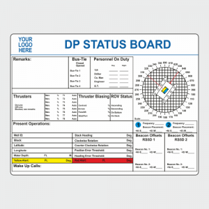Operational, Informational and Bespoke Boards. DP Status Board image