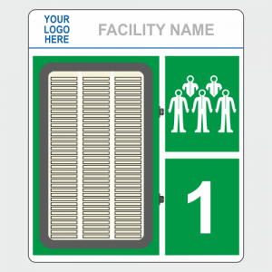 Operational, Informational and Bespoke Boards. T-Card muster board image