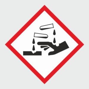Hazardous Chemical Corrosive
