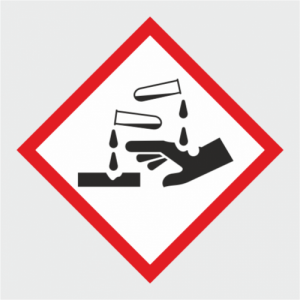 Hazardous Chemical Corrosive