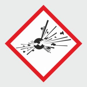 Hazardous Chemical Explosive
