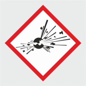 Hazardous Chemical Explosive