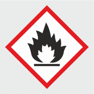 Hazardous Chemical Flammable