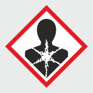Hazardous Chemical Serious Health Hazard
