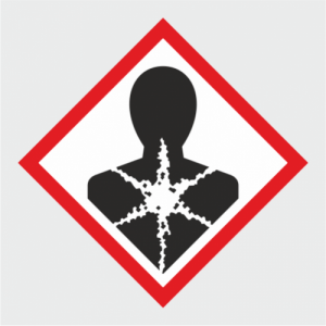 Hazardous Chemical Serious Health Hazard